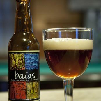 Cerveza artesana Baias