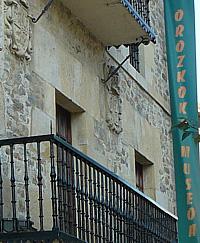 museo orozko