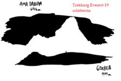 Everest O.K. trekkinga