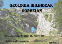 Ikastaldeentzako geologia ibilbideak