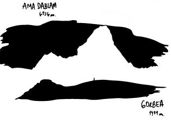 Gorbeia & Ama Dablam 19
